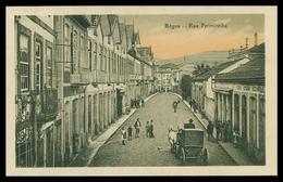 PESO DA REGUA - Rua Ferreirinha.  ( Ed. Antonio José Rodrigues) Carte Postal - Vila Real