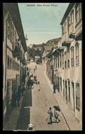 PESO DA REGUA - Rua Serpa Pinto.   Carte Postal - Vila Real
