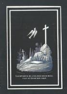 +++ Image Mortuaire - Décès - NESTOR MAUBEUGE - Brigadier Gendarmerie - Décédé à NAMUR 1876  // - Décès