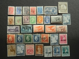 Lot Stamps Greece / Samos / Thrace - Collections