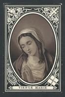 +++ Image Mortuaire - Religieuse - Décès - F.HENNIN - Né à ROMEREE - Décédé à WAREMME 1885   // - Décès