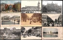75 - Paris -  Très Belle Sélection / Lot 41 Cartes (animée, Précurseur, Voir Scans, Petit Prix) - Non Classificati