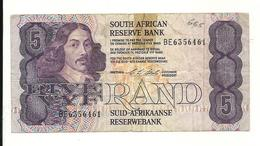 South Africa 5 Rand Have A Cut With Tape - Zuid-Afrika