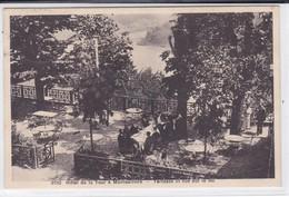 Châtel-sur-Montsalvens, Terrasse De L'Hôtel De La Tour, Vue Sur Le Lac - FR Fribourg