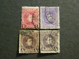 1901-1905 Rey Alfonso XIII - 1889-1931 Königreich: Alphonse XIII.