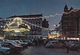 Oostende, Muziekconcert Wapenplein, VW Kever, Käfer, Coccinelle (pk66392) - Oostende