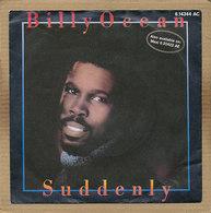 """7"""" Single, Billy Ocean - Suddenly - Disco, Pop"""