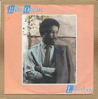 "7"" Single, Billy Ocean - Loverboy - Disco, Pop"