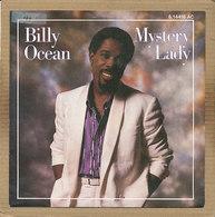 """7"""" Single, Billy Ocean - Mystery Lady - Disco, Pop"""