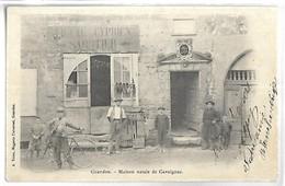 GOURDON - Maison Natale De Cavaignac - Boutique Figeac Cyprien Sabotier - Gourdon