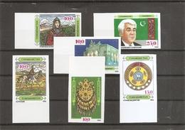 Turkménistan ( 1/6 Non Dentelés XXX -MNH) - Turkmenistan