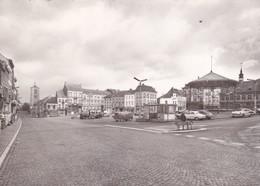 CPSM 10X15 . BELGIQUE. BRAINE LE COMTE . La Grand'Place Et La Rue Du Maïeur Etienne - Braine-le-Comte