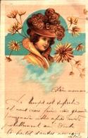 Femme Illustrée 401, Chapeau - Illustratori & Fotografie