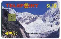 PERU :  Mountain 1 USED DUMPING - Pérou