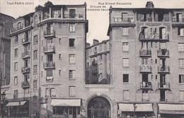 TOUT PARIS XIII  HLM Rue Ernest ROUSSELLE Maisons Neuves OUVRIERES Commerces - Distrito: 13