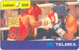 MEXICO : 3 Different Cards    USED DUMPING - Messico