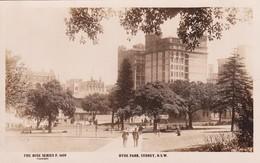 Sydney, Hyde Park, The Rose Séries De Luxe, (P.6019) - Sydney