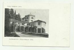 CASTELNUOVO - VILLA EMILIA - ERBA - NV  FP - Como