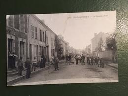 Haraucourt- La Grande Rue - Altri Comuni