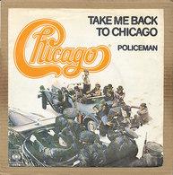 "7"" Single, Chicago - Take Me Back To Chicago - Disco, Pop"