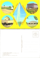Greetings From Canberra, Capital City Of Australia, Multi-Views - Canberra (ACT)