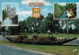AMIENS  Barque Des Hortillonnages  38   (scan Recto-verso)MA2269Bis - Amiens