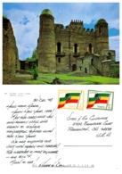 Fasilides Castle Gondar, Ethiopia - Ethiopia