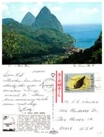 Gros Et Petit Pitons, St Lucis - Saint Lucia