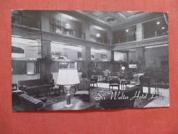 Sir Walter Hotel  Lobby North Carolina > Raleigh Ref  3867 - Raleigh