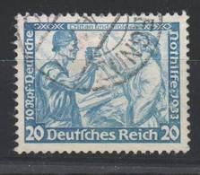 Drittes Reich , Nr 505 , 20 Pfennig Wagner , Gestempelt ( 130.-) - Germany