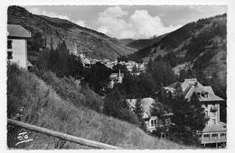 (RECTO / VERSO) AIGUILLES EN 1961 - N° 377 - VUE GENERALE PRISE DE LA ROUTE DE CHATEAU QUEYRAS - FORMAT CPA VOYAGEE - France