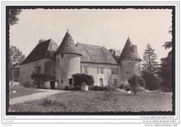 16) Cherves - Chatelars (Charente) Colonie De Vacances Au Château Du Gazon - Le Château  (oblitération De 1957) - France