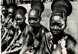 Femmes Makere Circulée En 1957 - Belgisch-Congo - Varia