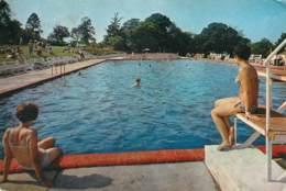 Ile De Wight  Swimming Pool  La Piscine  34   (scan Recto-verso)MA2284 - Autres