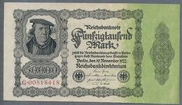 P79 Ro79b DEU-90b  - 50 000 Mark Impression Du Reichs  UNC NEUF - 50000 Mark
