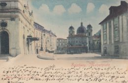 AK - Salzburg - Makartplatz - 1905 - Salzburg Stadt
