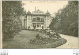 59 LILLE. Square Duthilleul Palais D'Eté - Lille