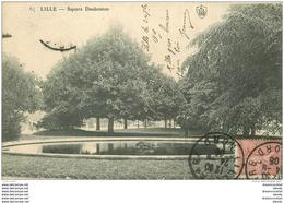 59 LILLE. Square Daubenton 1905 - Lille