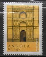 ANGOLA  N° 1442  * *  Millennium  Cathedrale De Plasencia - Churches & Cathedrals