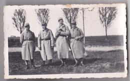 CHALON SUR SAONE  PHOTO   11 X 7    MILITAIRES DU 134 EME REGIMENT D'INFANTERIE  1936 - War, Military