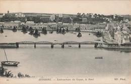 29 Audierne Embouchure Du Goyen Le Pont - Audierne