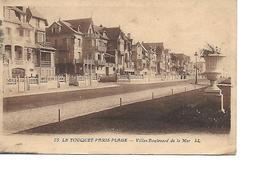 62 LE TOUQUET Cpa Villas Boulevard De La Mer  75 LL - Le Touquet