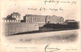 FR34 MONTPELLIER - ND 22 - Précurseur - La Caserne - Belle - Montpellier