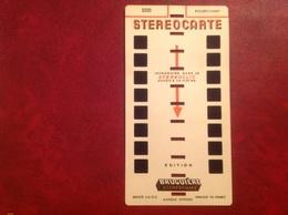 STEREOCARTE BRUGUIERE 2233 BOLLENE BARRY (et Non DARRY) - Stereoscopi