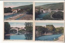 CPA  France 11 - Bize - 4 Cartes    :  Achat Immédiat - (cd025 ) - Andere Gemeenten