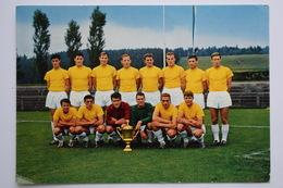Football - F.C. La-Chaux-de-Fonds - Champion Suisse 1964 - Calcio - Fútbol - Fussball - Schweiz - Soccer