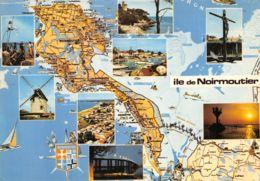 85-ILE DE NOIRMOUTIER-N°T1061-E/0205 - Ile De Noirmoutier