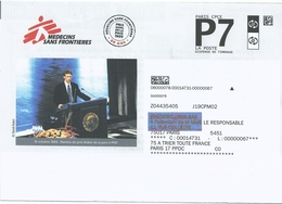Dispense De Timbrage P7 _ Médecin Sans Frontières - Posttarife