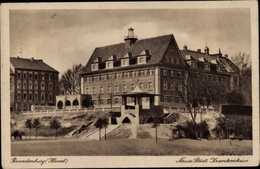 Cp Brandenburg An Der Havel, Neues Städtisches Krankenhaus - Germania