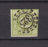 Bayern - 1862 - Michel Nr. 12 - Gest. - 100 Euro - Bayern